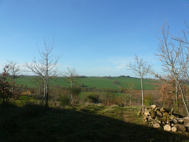 Vente terrain L'isle jourdain sud ouest 10 min 80 257€ - Photo 1