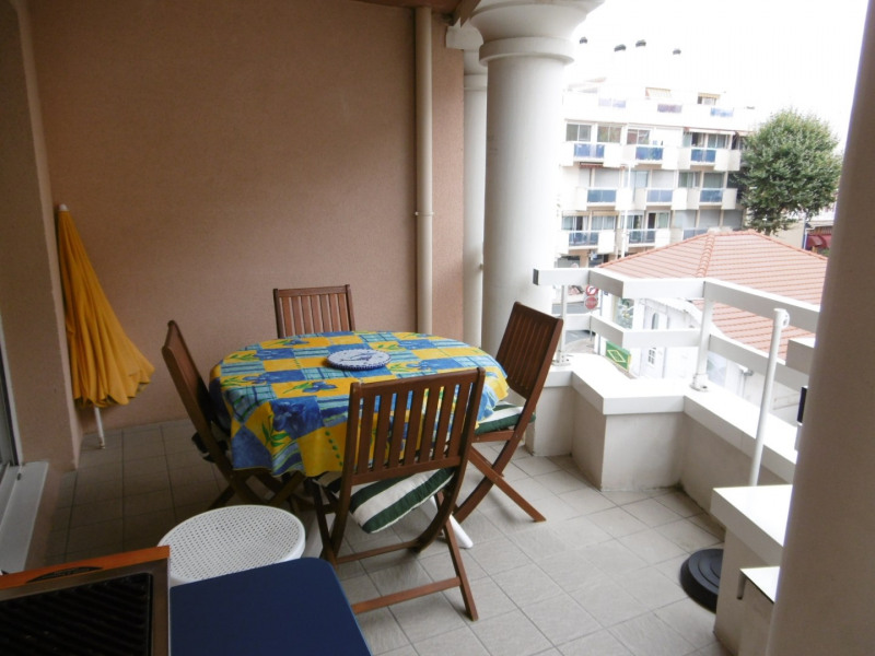 Vacation rental apartment Arcachon 450€ - Picture 1