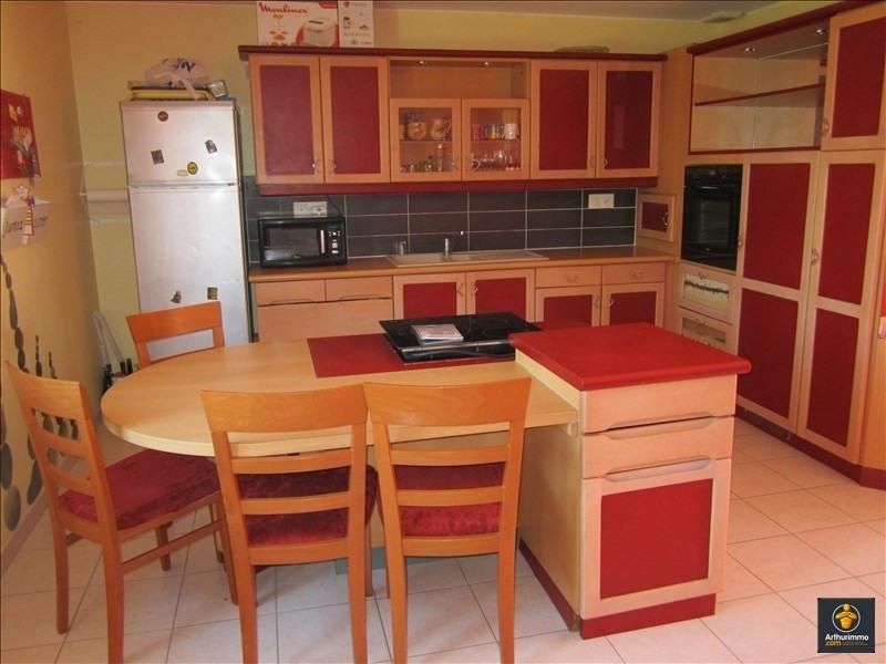 Sale house / villa Thuellin 205000€ - Picture 3