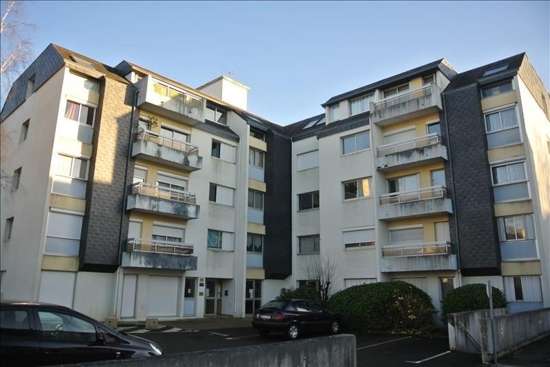 Sale apartment Quimper 44000€ - Picture 1