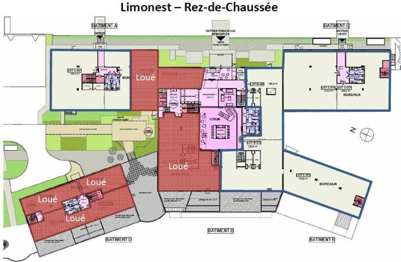 Location Bureau Limonest 0