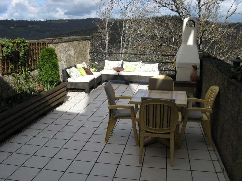 Vente maison / villa Najac 149000€ - Photo 1