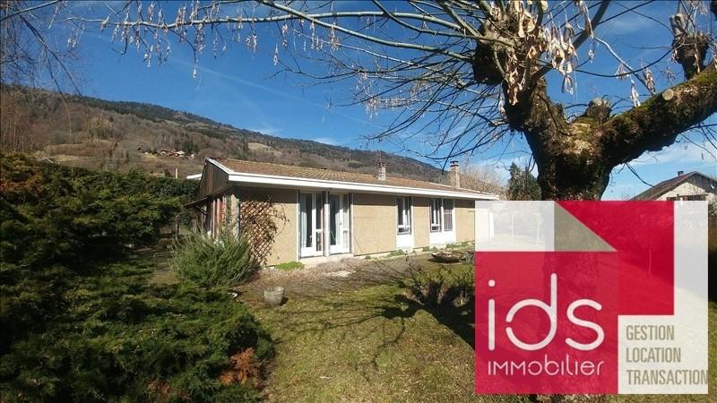 Vente maison / villa Allevard 269000€ - Photo 1