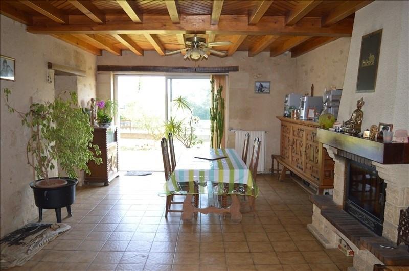 Sale house / villa Targon 205198€ - Picture 4
