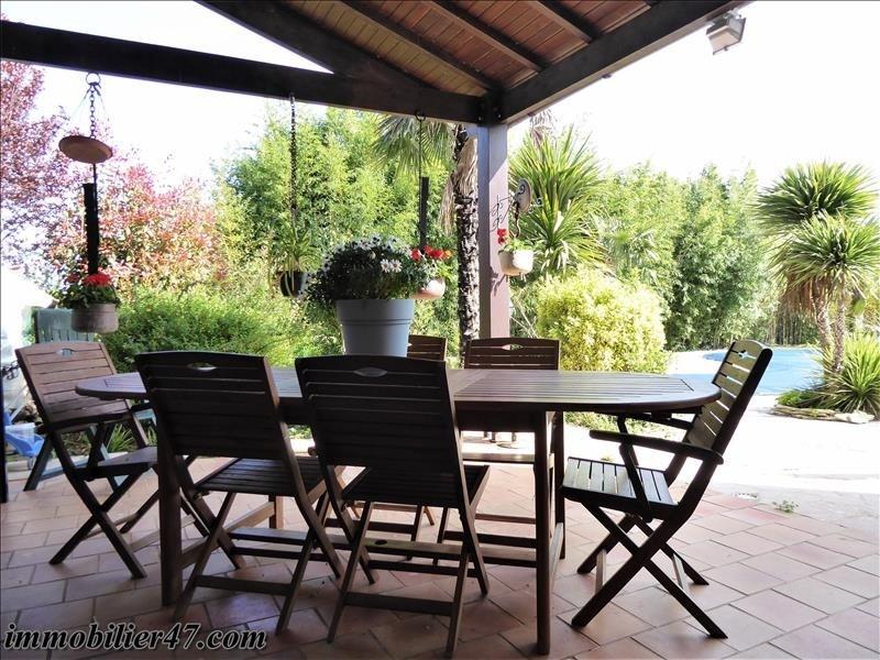 Vente maison / villa Castelmoron sur lot 349000€ - Photo 10