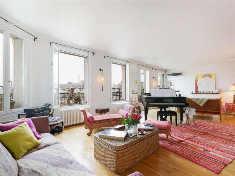 Verkoop van prestige  appartement Paris 8ème 3150000€ - Foto 3