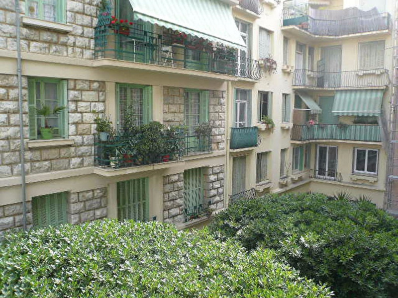 Rental apartment Nice 610€ CC - Picture 1