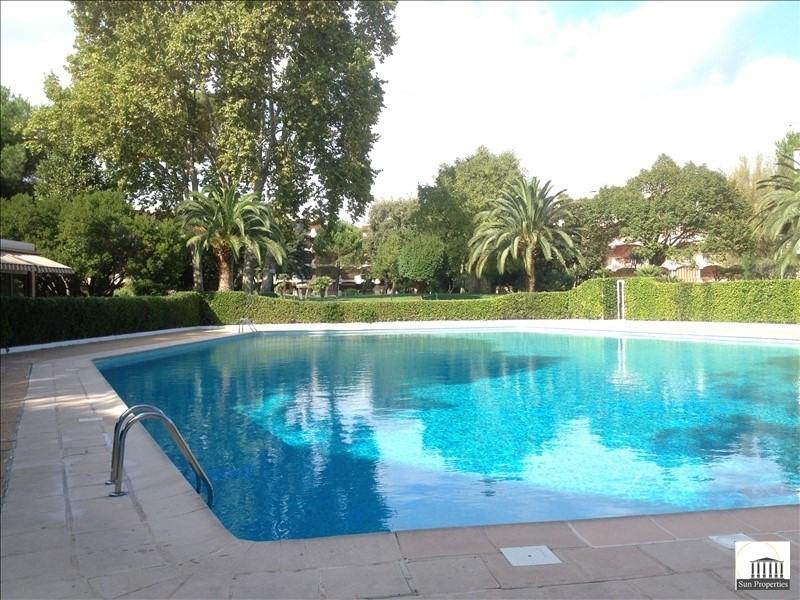Location appartement Mandelieu la napoule 370€ CC - Photo 2