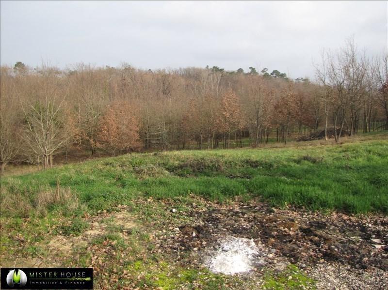 Verkoop  stukken grond Leojac 65000€ - Foto 2