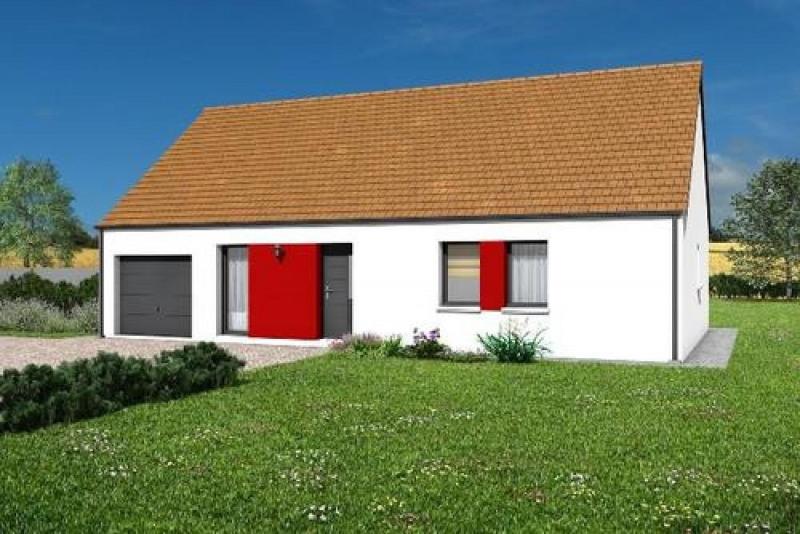 Maison  5 pièces + Terrain 1021 m² Louans par maisons PRIMEA