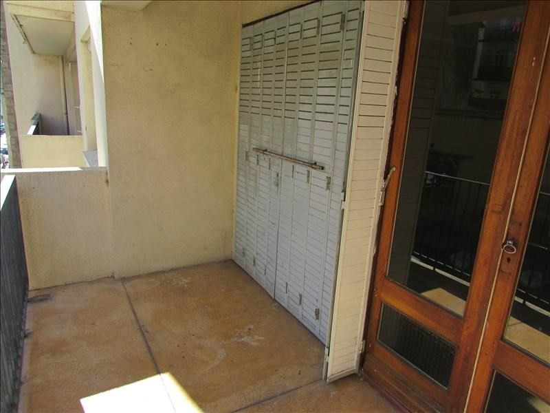 Venta  apartamento Beziers 71000€ - Fotografía 1