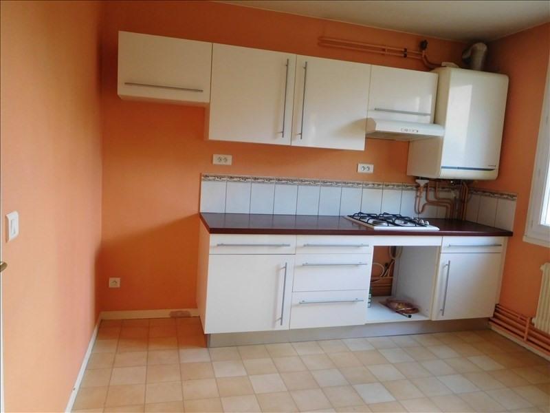 Rental apartment Le puy en velay 491,75€ CC - Picture 1