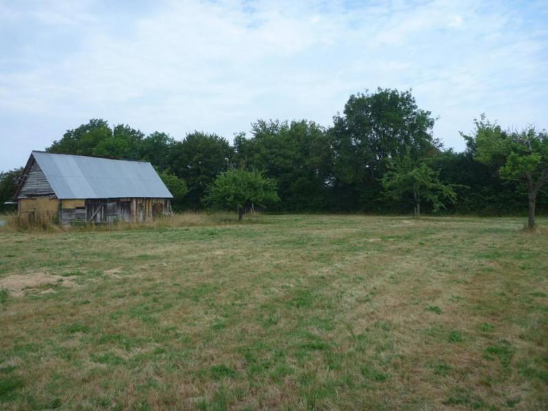 Vente terrain Prêtreville 33000€ - Photo 1