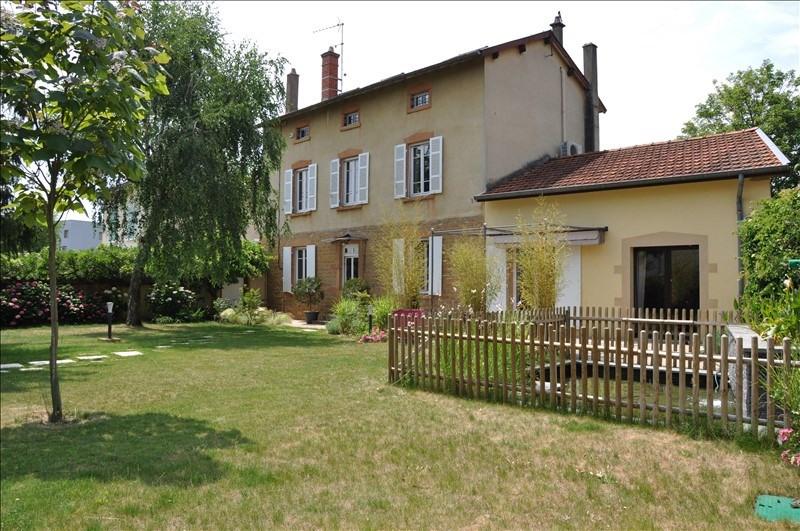 Sale house / villa Villefranche sur saone 490000€ - Picture 2