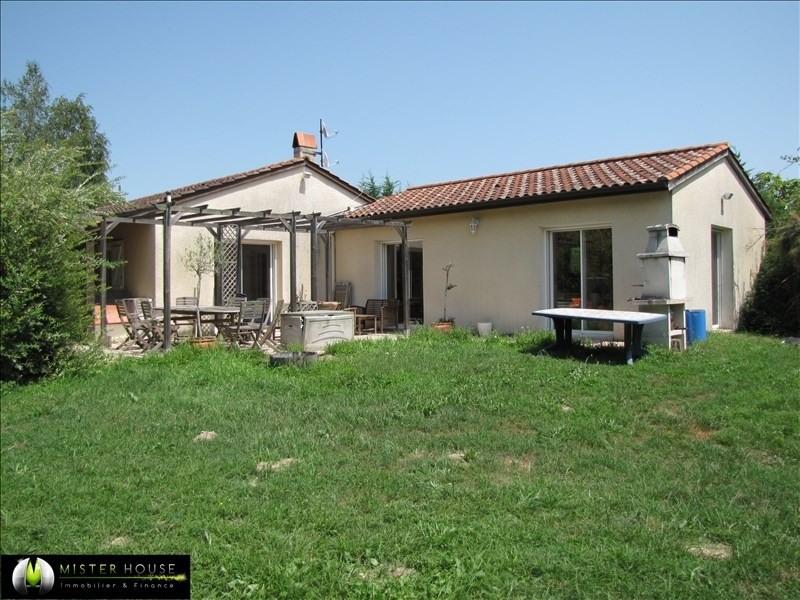 Sale house / villa St etienne de tulmont 210000€ - Picture 1