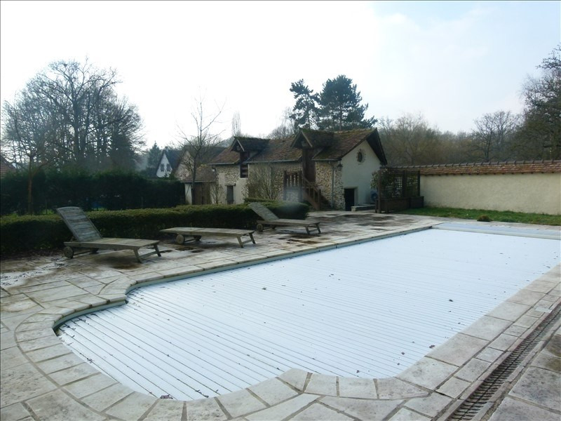 Vente maison / villa Conde sur vesgre 470000€ - Photo 3