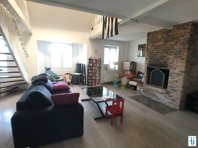 Sale apartment Rouen 320000€ - Picture 3