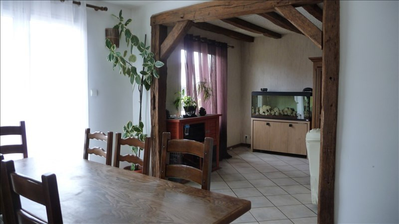 Sale house / villa Brazey en plaine 153300€ - Picture 1