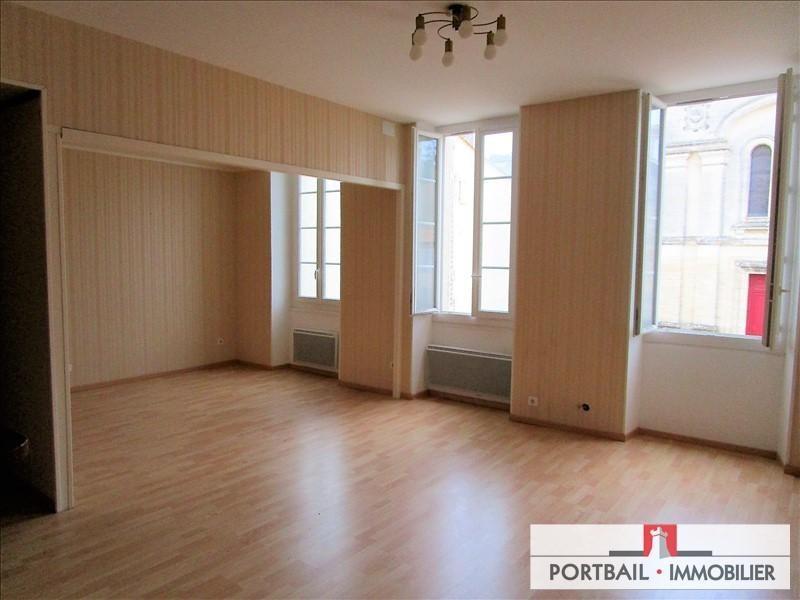 Location appartement Blaye 550€ CC - Photo 1