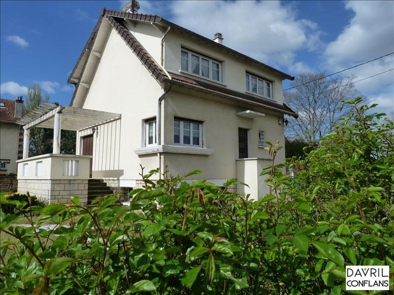 Vente maison / villa Conflans ste honorine 378000€ - Photo 1