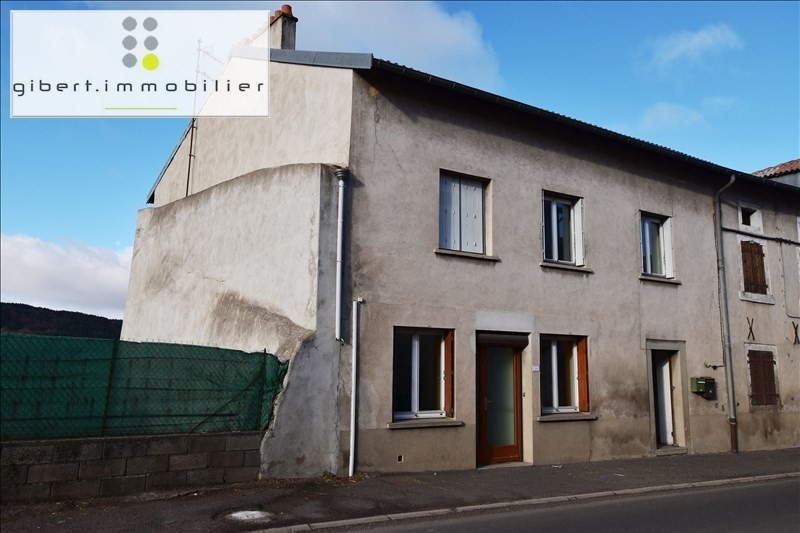Sale house / villa Arsac en velay 99500€ - Picture 1