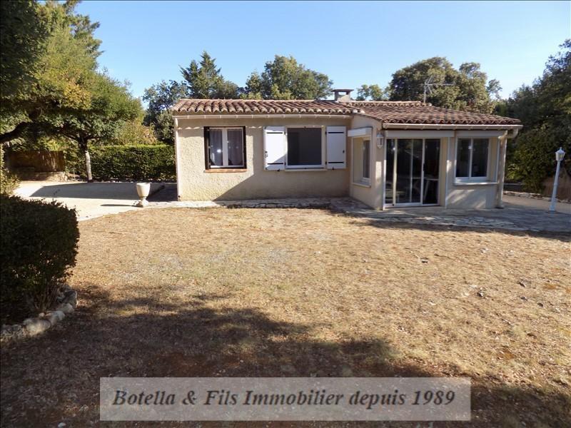 Vendita casa Mejannes le clap 157600€ - Fotografia 1