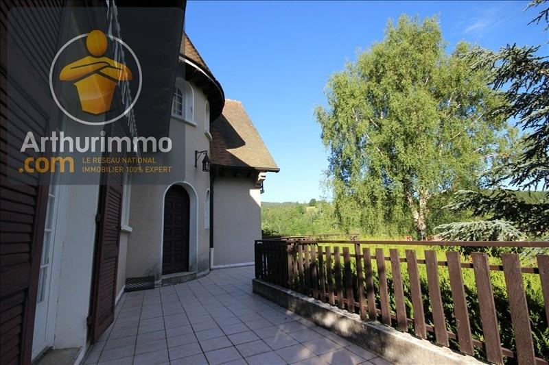 Sale house / villa Chalmazel 170000€ - Picture 1