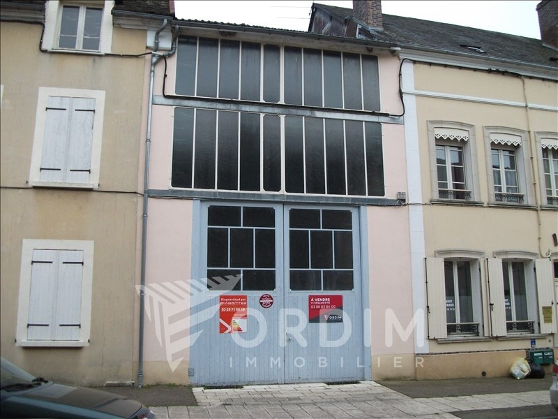 Sale house / villa Villeneuve l archeveque 89 585€ - Picture 9