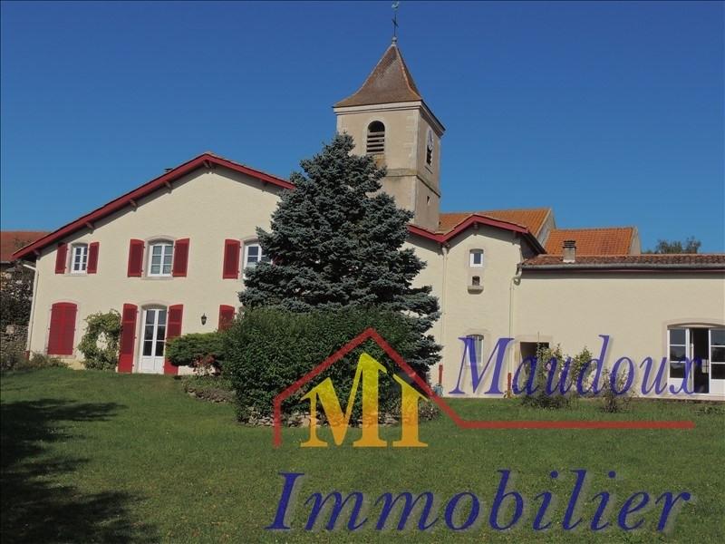 Revenda residencial de prestígio casa Gezoncourt 303000€ - Fotografia 2