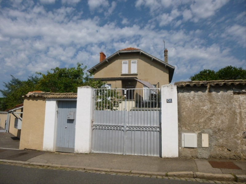 Vente de prestige maison / villa Lyon 5ème 579000€ - Photo 1