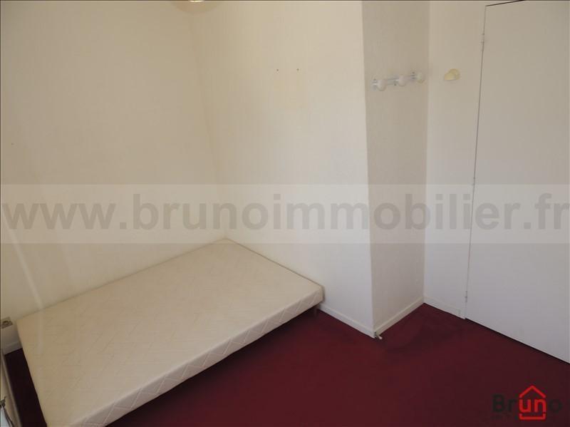 Verkoop  appartement Le crotoy 137200€ - Foto 8