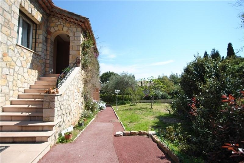 Vente de prestige maison / villa Mandelieu-la-napoule 1260000€ - Photo 5