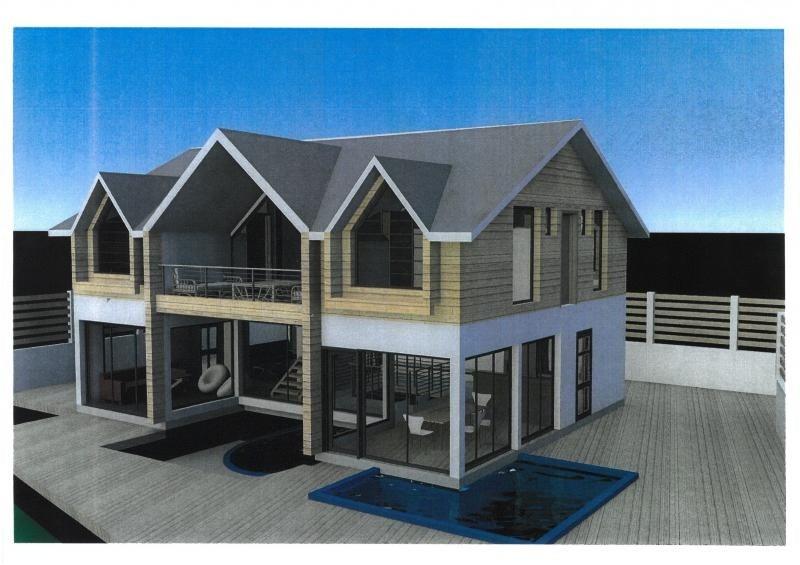 Deluxe sale house / villa St gilles les bains 787500€ - Picture 1