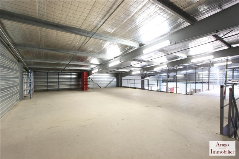 Location local commercial Rivesaltes 2800€ HT/HC - Photo 5