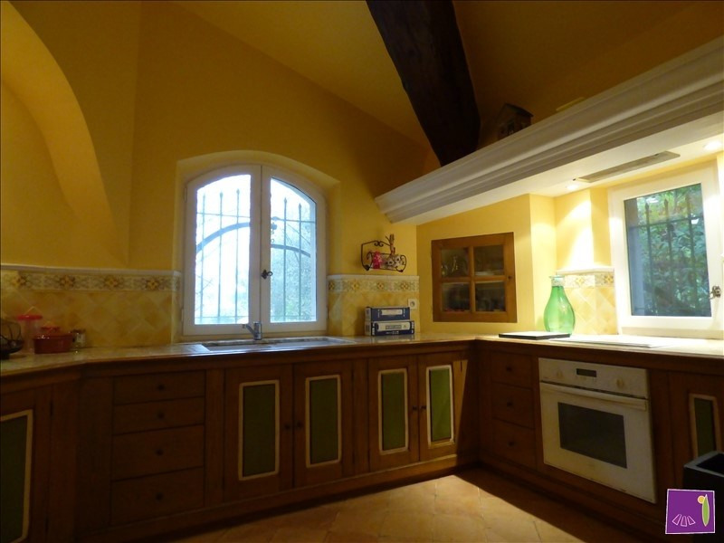 Deluxe sale house / villa Uzes 664 000€ - Picture 12