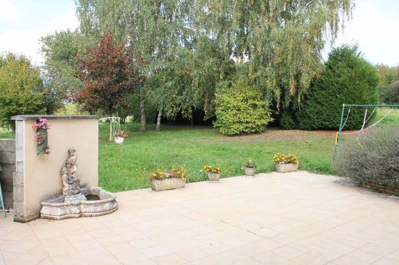 Venta  casa Gesnes le gandelin 313000€ - Fotografía 5