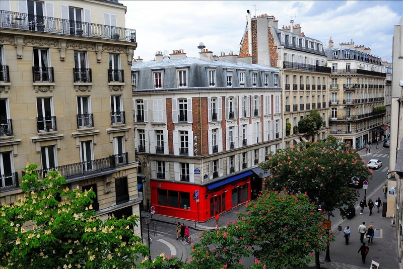 Sale apartment Paris 4ème 635000€ - Picture 2