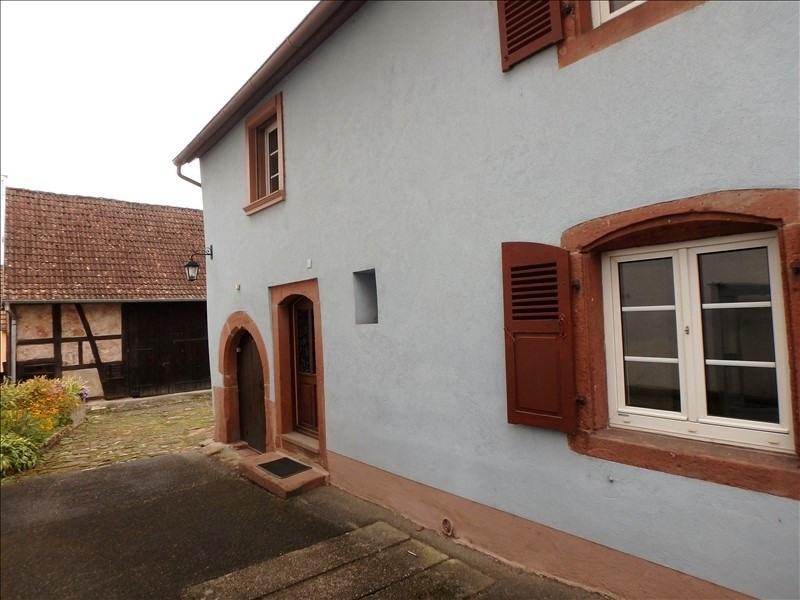 Sale house / villa Ernolsheim les saverne 169000€ - Picture 1
