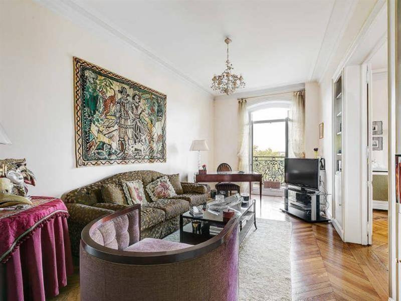 Venta de prestigio  apartamento Paris 16ème 2300000€ - Fotografía 3