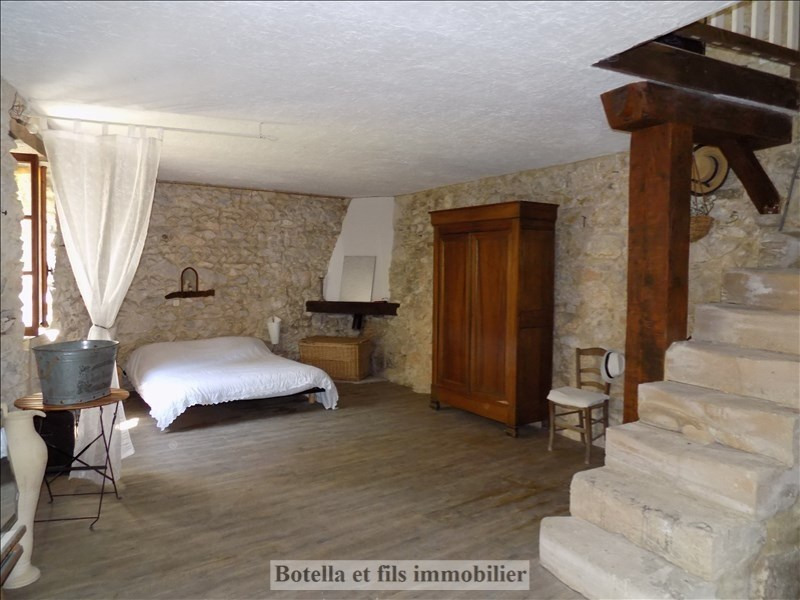 Vente maison / villa Barjac 178 000€ - Photo 2