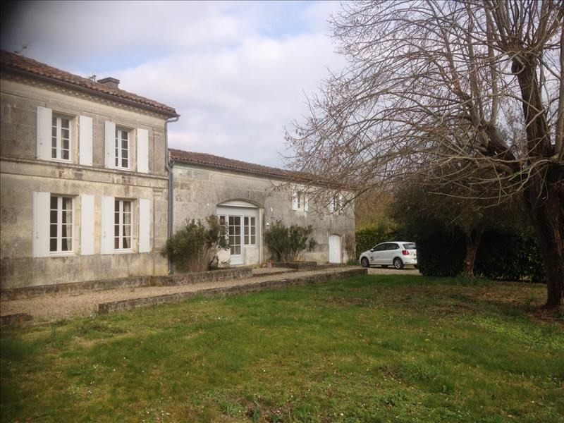 Vente maison / villa Brives sur charente 310 300€ - Photo 5