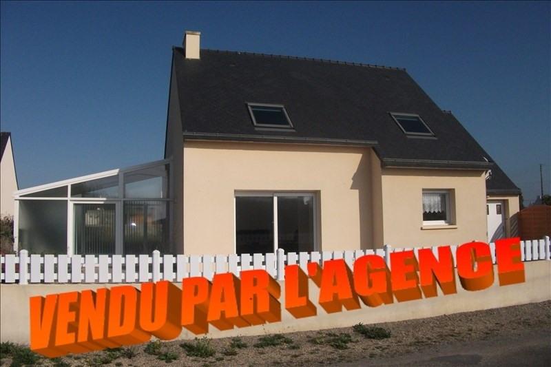 Sale house / villa Esquibien 155854€ - Picture 1
