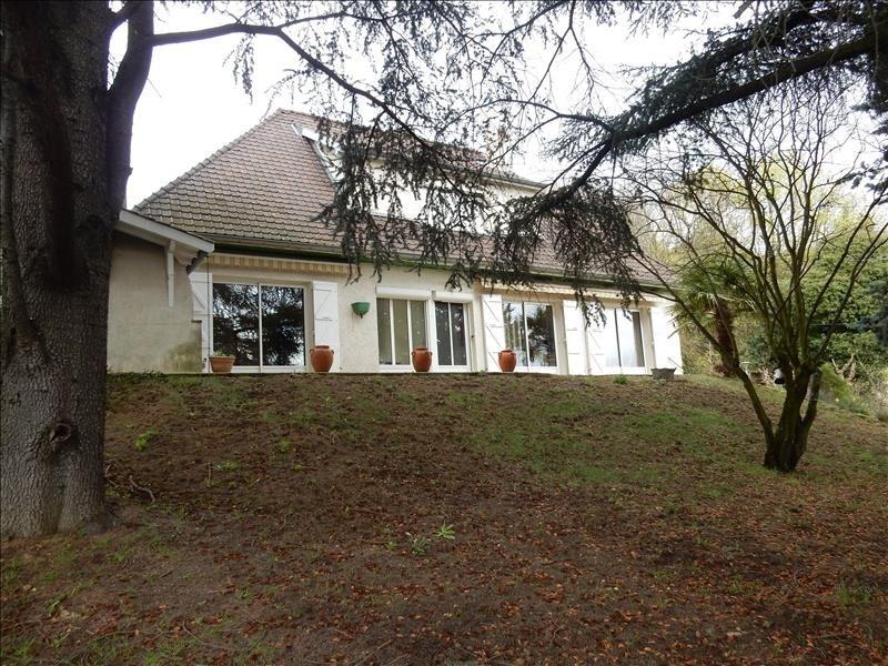 Sale house / villa St cyr sur le rhone 335000€ - Picture 1