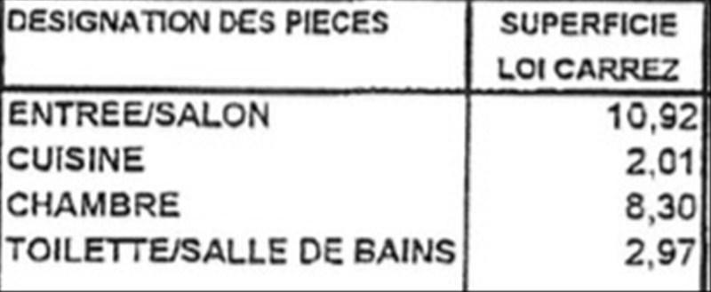 Sale apartment Paris 13ème 249000€ - Picture 10