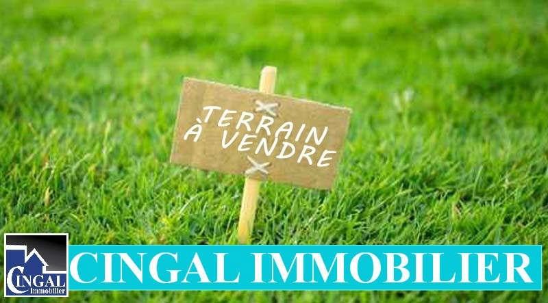 Sale site Cesny bois halbout 41000€ - Picture 1