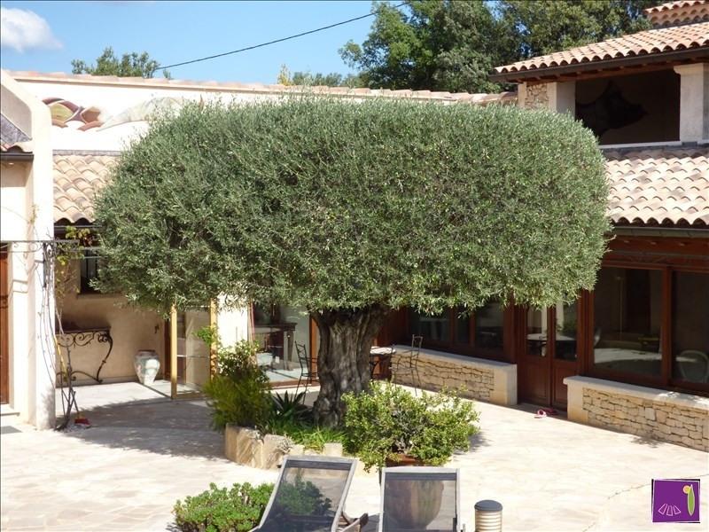 Immobile residenziali di prestigio casa Uzes 1275000€ - Fotografia 19