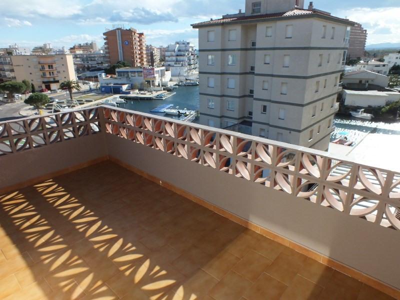 Location vacances appartement Roses santa - margarita 320€ - Photo 6