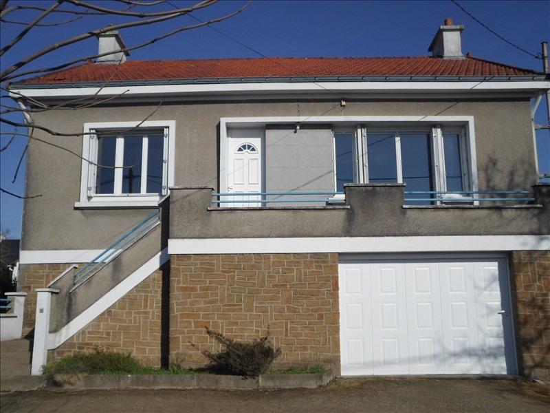 Location maison / villa La chapelle basse mer 740€ CC - Photo 1
