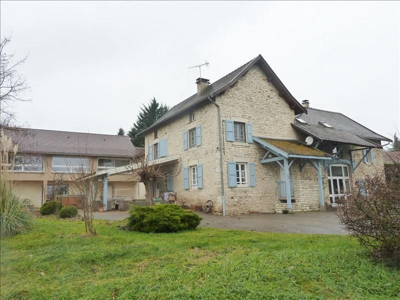 Deluxe sale house / villa Bourgoin-jallieu 750 000€ - Picture 1