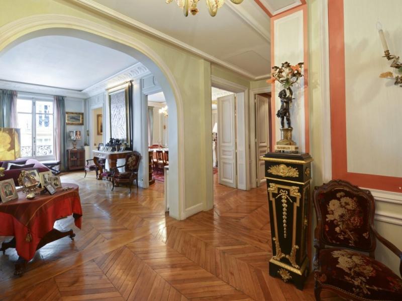 Престижная продажа квартирa Paris 17ème 3640000€ - Фото 9